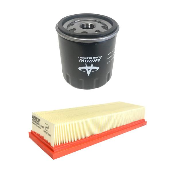 فیلتر روغن خودرو آرو مدل 50730 مناسب برای سیتروئن زانتیا به همراه فیلتر هوا