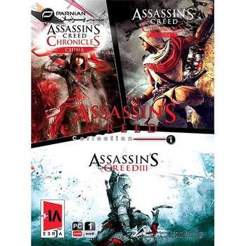 مجموعه بازی Assassin's Creed Collection 1  مخصوص pc