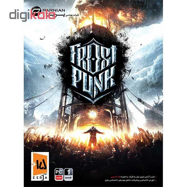 بازی Frostpunk مخصوص pc