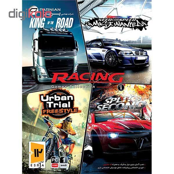خرید اینترنتی مجموعه بازی Racing Games Collection 1 مخصوص pc اورجینال