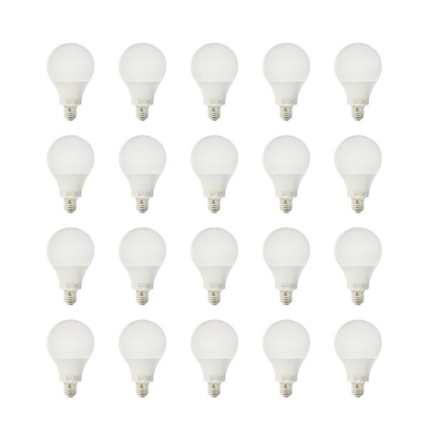 لامپ ال ای دی 12 وات اکو مدل 1200LM پایه E27 بسته 20 عددی
