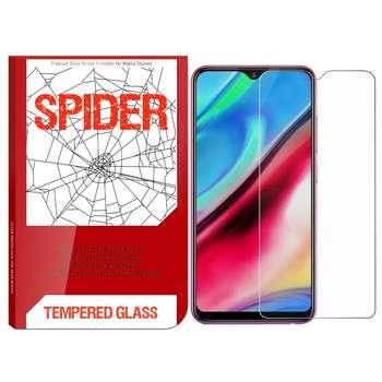 محافظ صفحه نمایش اسپایدر مدل S-TMP002 مناسب برای گوشی موبایل سامسونگ Galaxy A50
