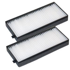فیلتر کابین خودرو سرعت فیلتر مدل C325 مناسب برای کیا ریو و تیبا بسته 2 عددی