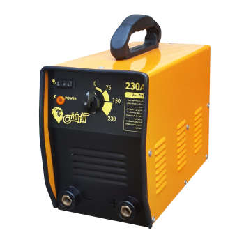 دستگاه جوش 230 آمپر آذرخش مدل ZL230