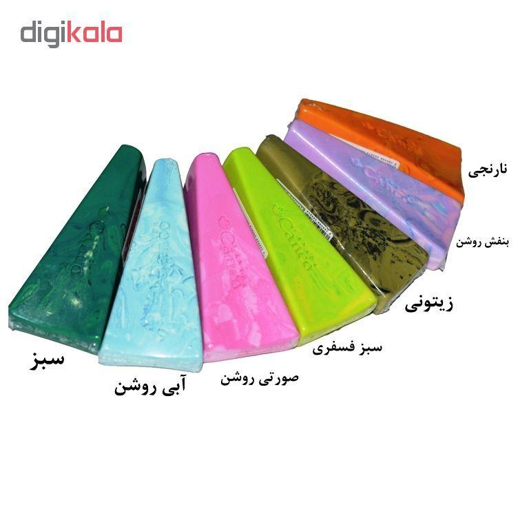 پاک کن کنکو طرح رنگین کمان مدل ارگو ودج  main 1 3