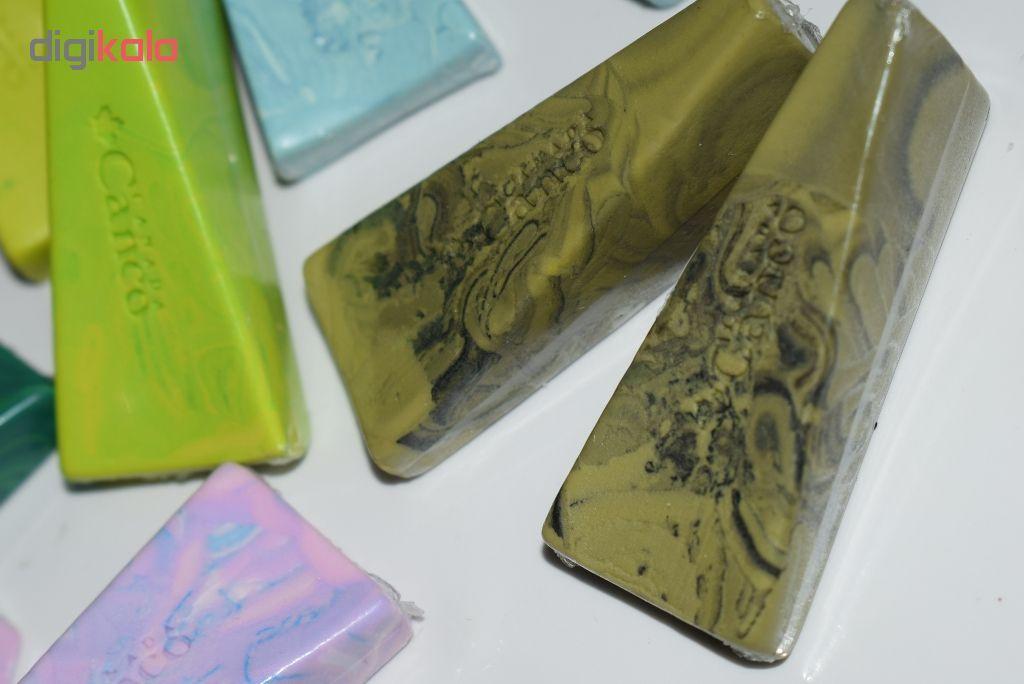 پاک کن کنکو طرح رنگین کمان مدل ارگو ودج  main 1 4