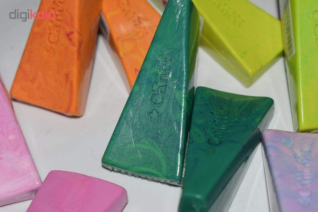 پاک کن کنکو طرح رنگین کمان مدل ارگو ودج  main 1 5