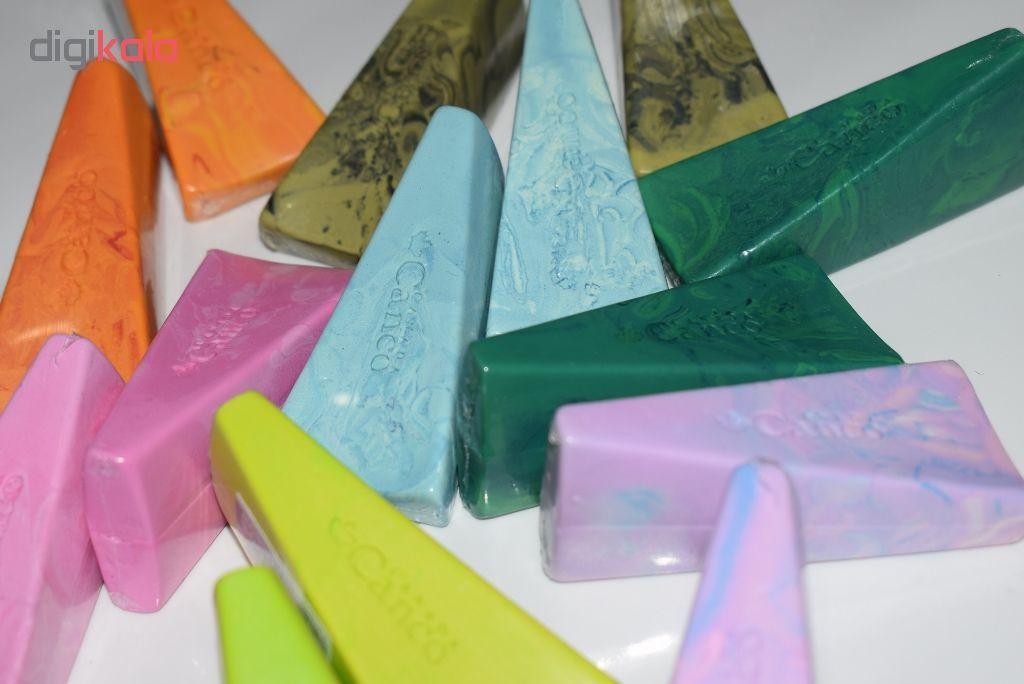 پاک کن کنکو طرح رنگین کمان مدل ارگو ودج  main 1 8