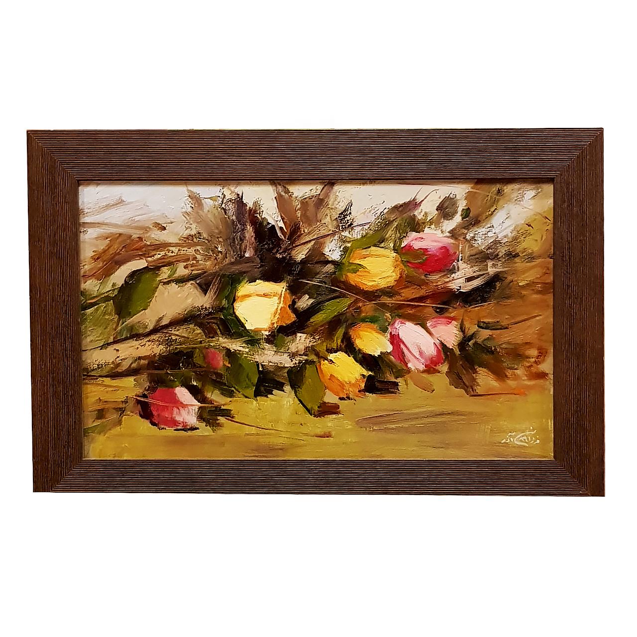 خرید                      تابلو نقاشی رنگ روغن کد F019