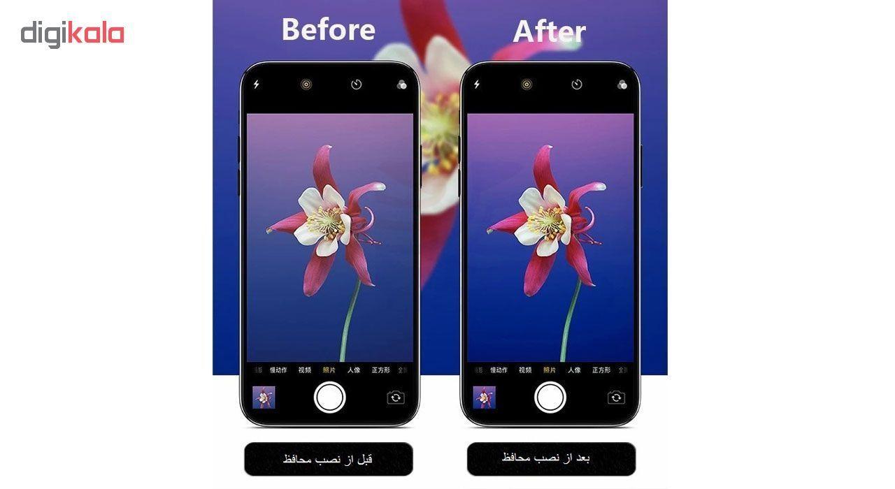محافظ صفحه نمایش 6D مورفی مدل MR7 مناسب برای گوشی موبایل اپل Iphone 7/8 main 1 2