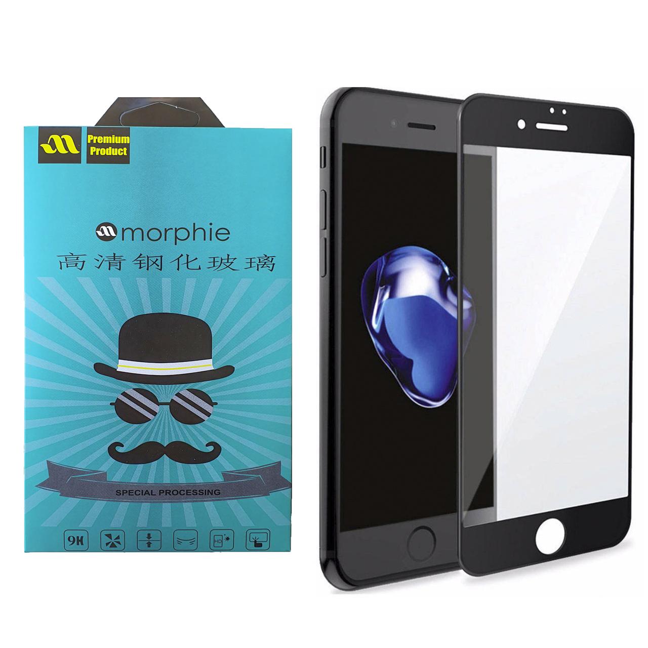 محافظ صفحه نمایش 6D مورفی مدل MR7 مناسب برای گوشی موبایل اپل Iphone 7 Plus
