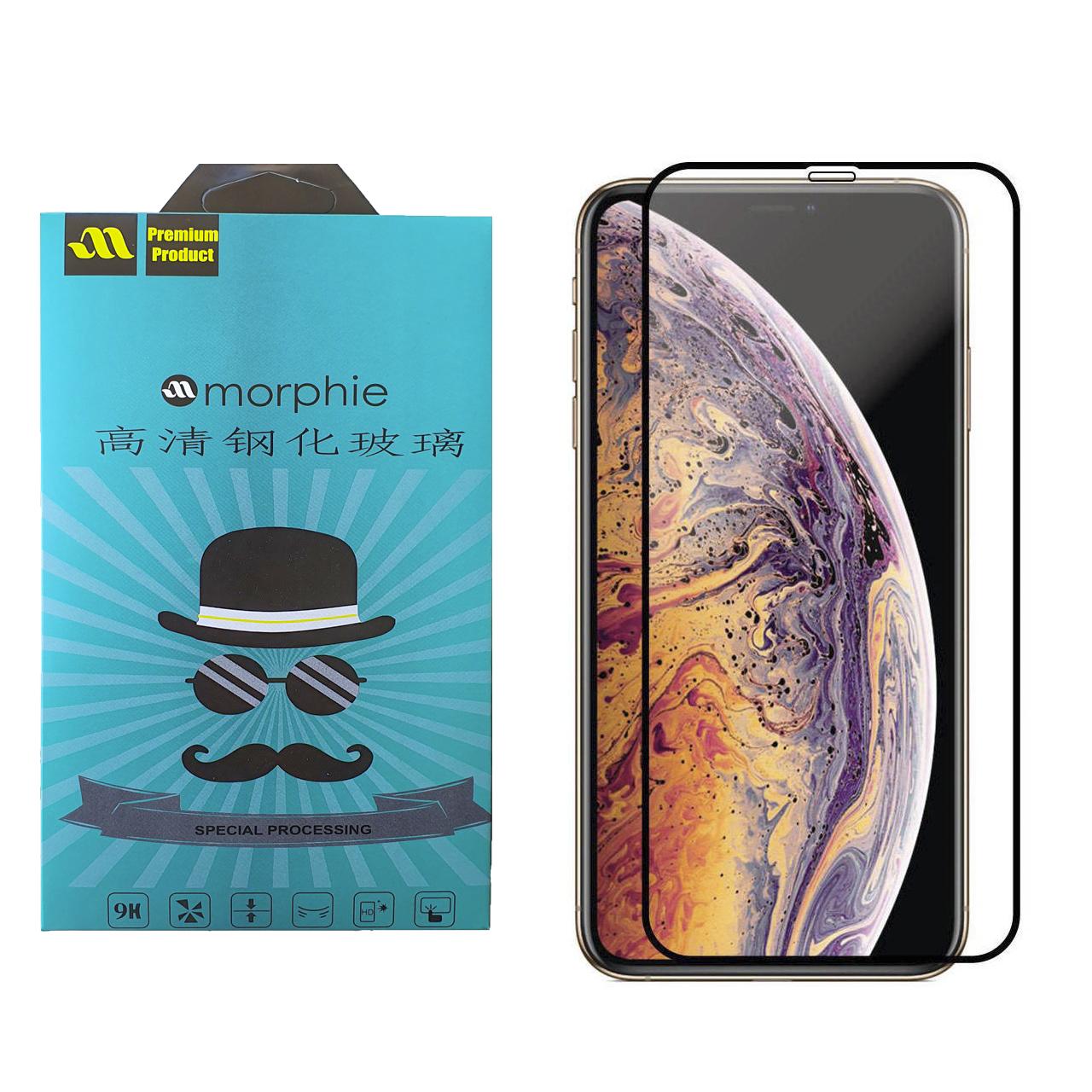 محافظ صفحه نمایش 6D مورفی مدل MR7 مناسب برای گوشی موبایل اپل Iphone XS MAX