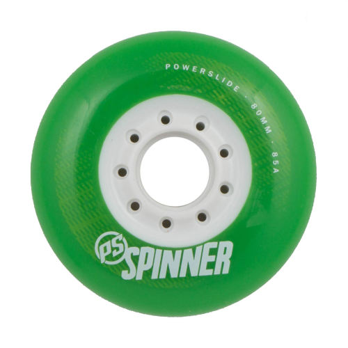 چرخ اسکیت پاور اسلاید مدل Spinner 80MM بسته 4 عددی