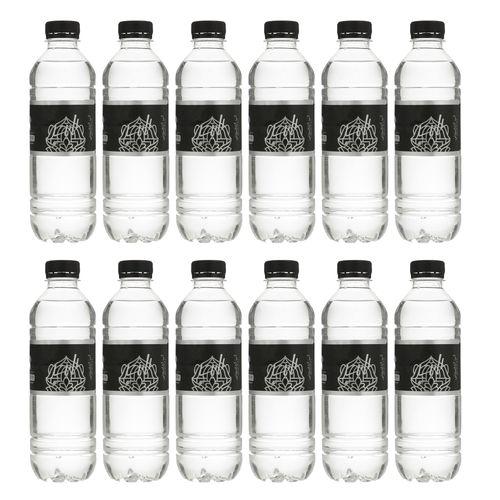 آب معدنی لایت بلو حجم 500 میلی لیتر بسته بندی 12 عددی