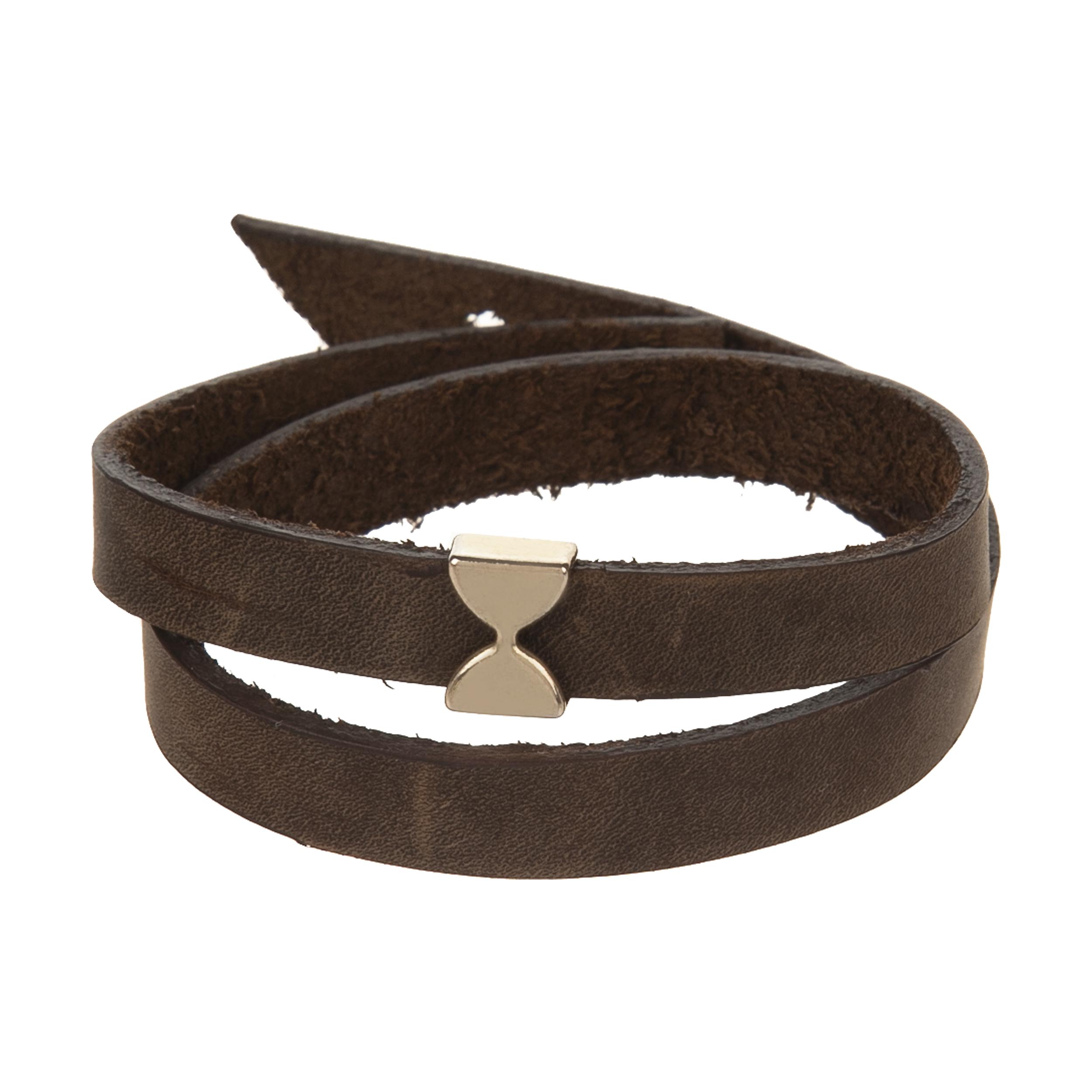 دستبند زنانه - چرم لانکا