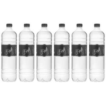 آب معدنی دماوند حجم 1.5 لیتر بسته 6 عددی