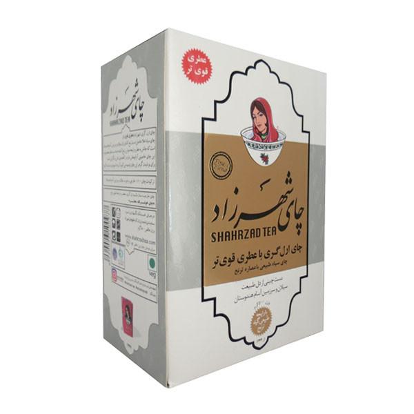 چای ارل گری با عطری قوی تر شهرزاد مقدار 500 گرم
