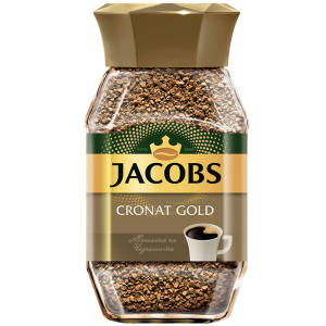 قهوه فوری جاکوبز مدل Cronat Gold مقدار 200 گرم