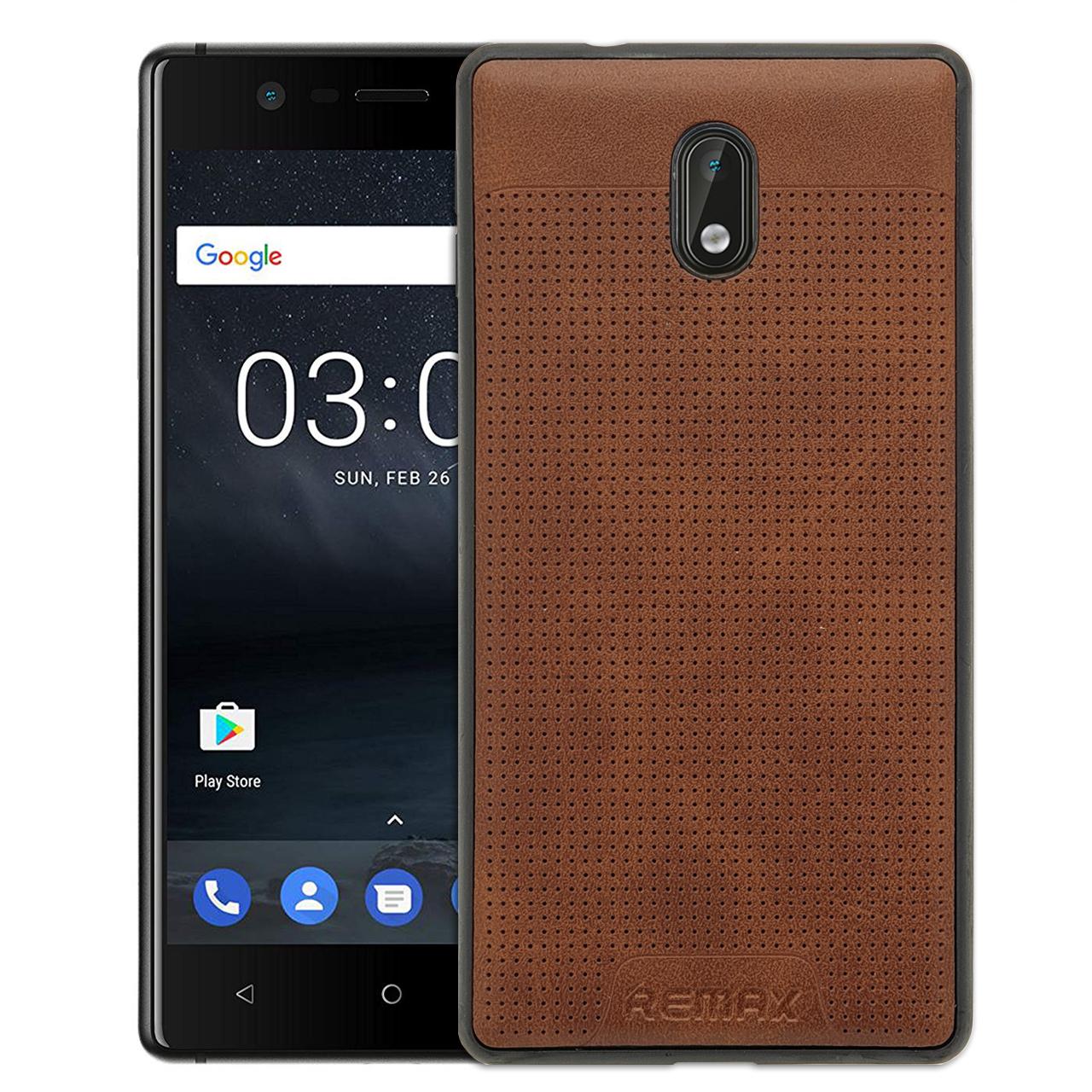 کاور مدل REM-X1 مناسب برای گوشی موبایل نوکیا 3