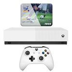 کنسول بازی مایکروسافت مدل Xbox One S ALL DIGITAL ظرفیت 1 ترابایت به همراه 20 عدد بازی thumb