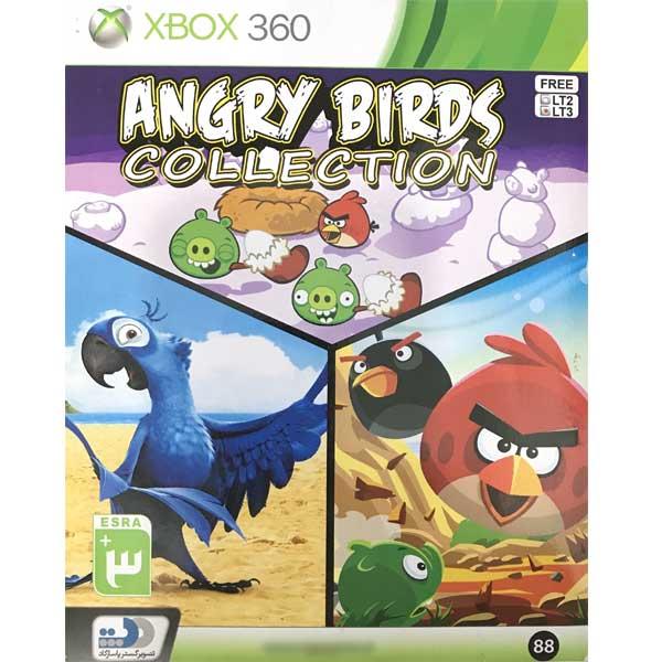 عکس بازی angry birds collection مخصوص  xbox 360