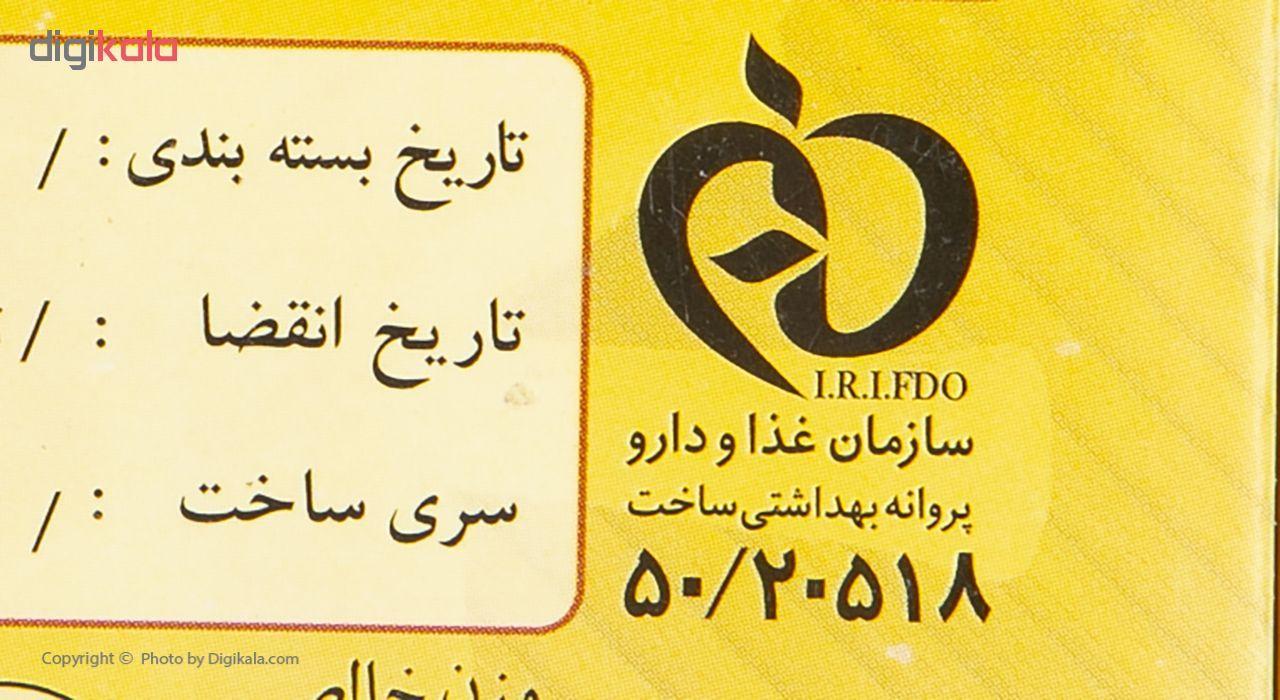 قند زعفرانی مصطفوی وزن 300 گرم main 1 5