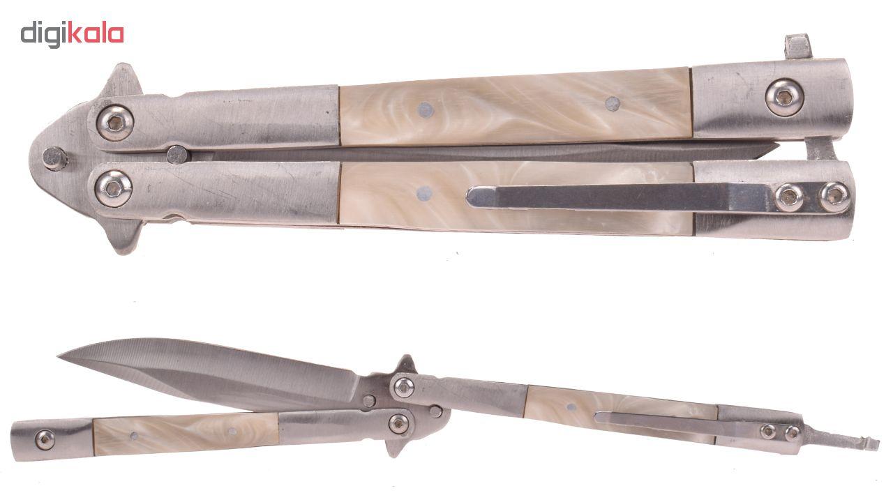 چاقو سفری مدل BTF-4072