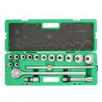 مجموعه 17 عددی آچار بکس تاپ تول مدل GCAI1702 thumb
