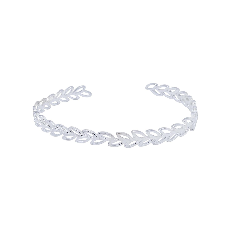 دستبند نقره زنانه کد LSB02