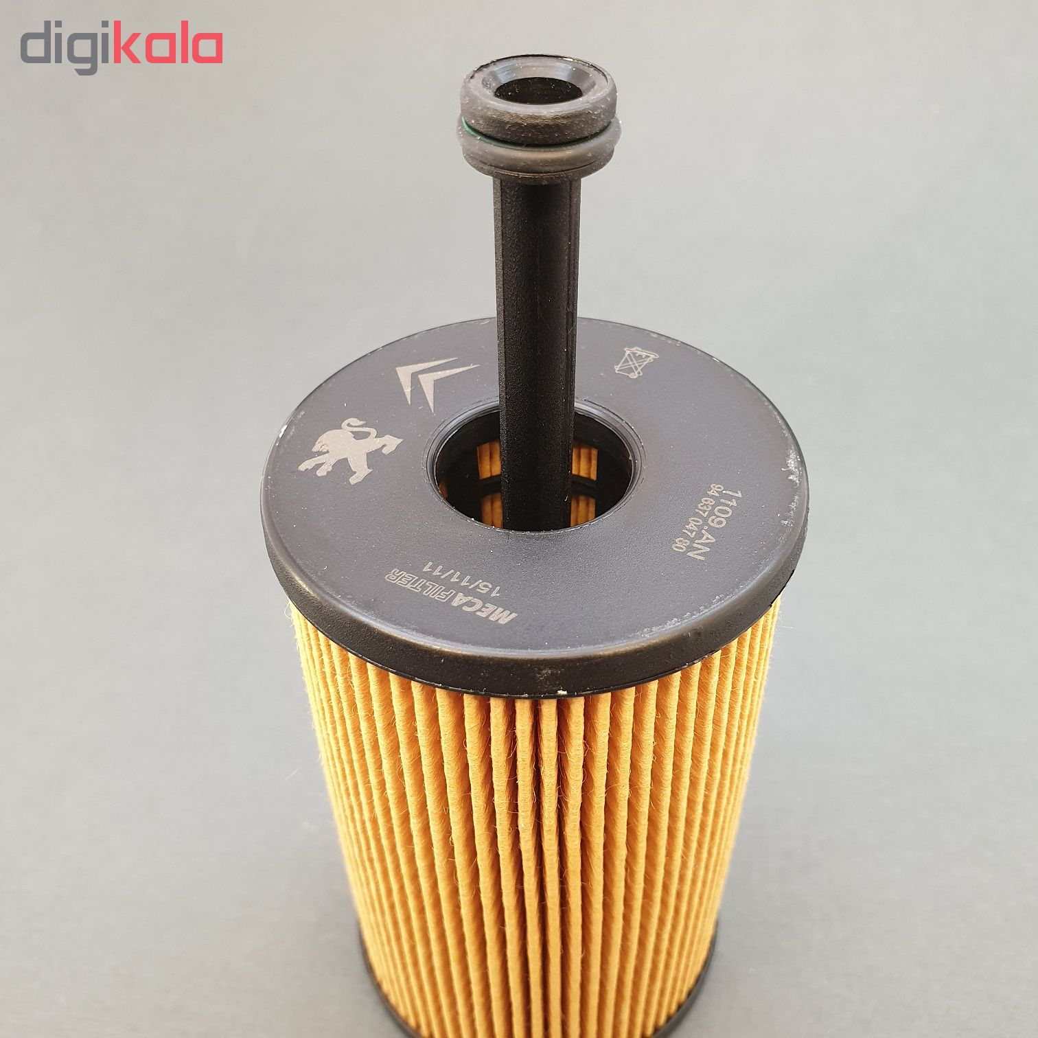 فیلتر روغن خودرو پژو سیتروئن کد 124020 مناسب برای پژو 206