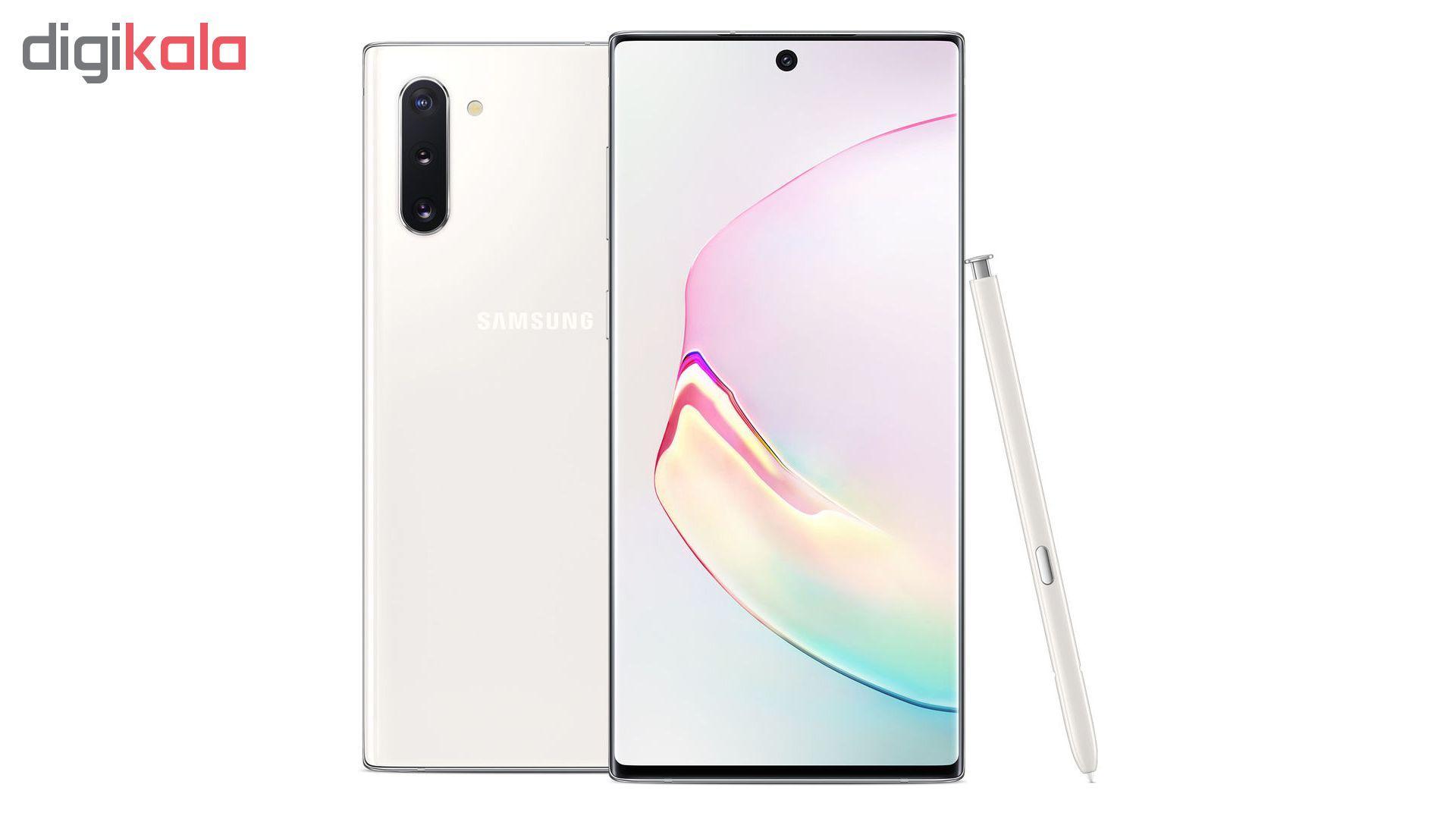 گوشی موبایل سامسونگ مدل Galaxy Note 10 Plus N975F/DS دو سیمکارت ظرفیت 256 گیگابایت main 1 10