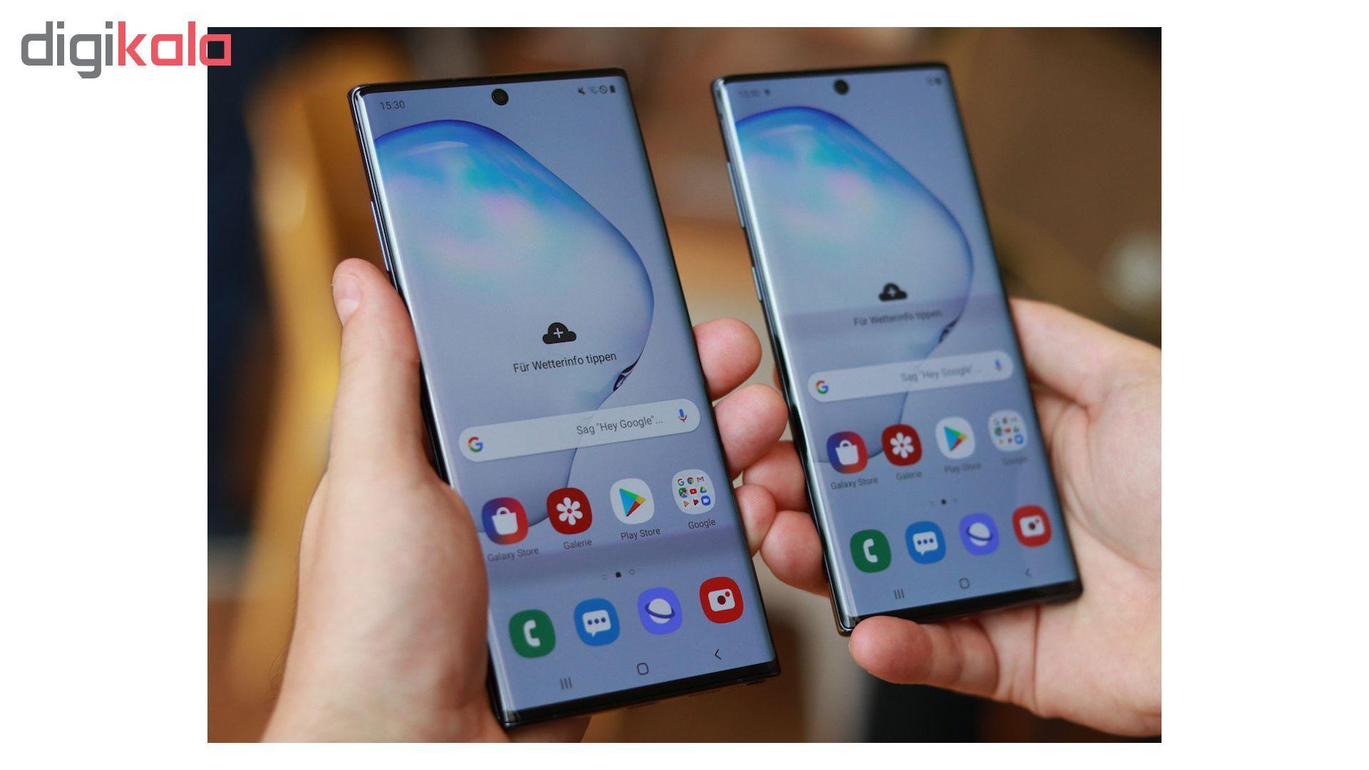 گوشی موبایل سامسونگ مدل Galaxy Note 10 Plus N975F/DS دو سیمکارت ظرفیت 256 گیگابایت main 1 3