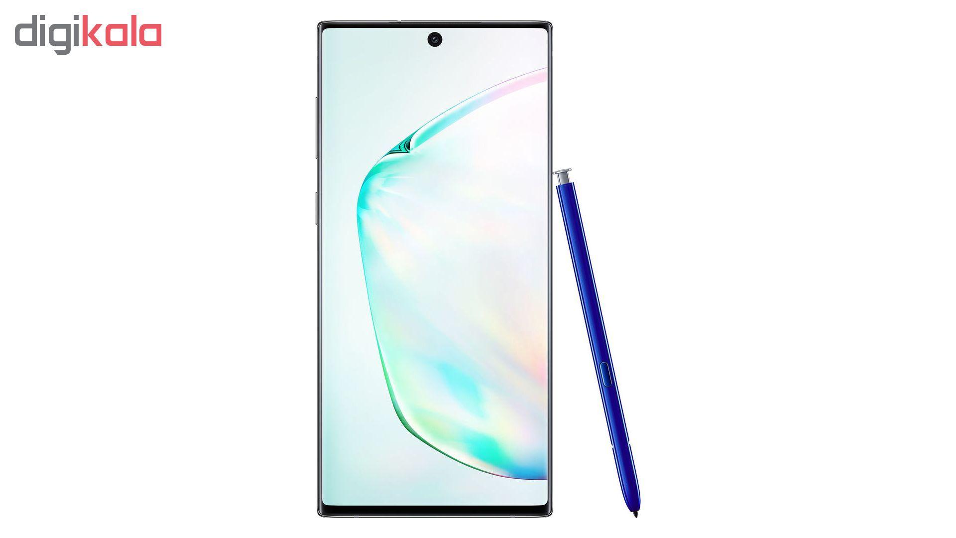 گوشی موبایل سامسونگ مدل Galaxy Note 10 Plus N975F/DS دو سیمکارت ظرفیت 256 گیگابایت main 1 11