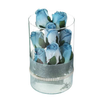 گلدان دکوری کد akrrp7