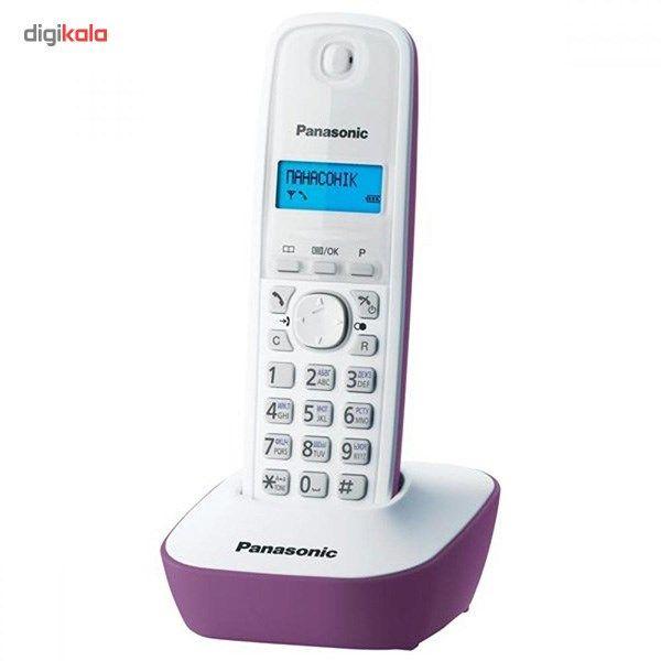تلفن بی سیم پاناسونیک مدل KX-TG1611 main 1 2