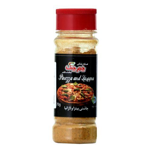 چاشنی پیتزا و لازانیا چم چنگ مقدار 70 گرم