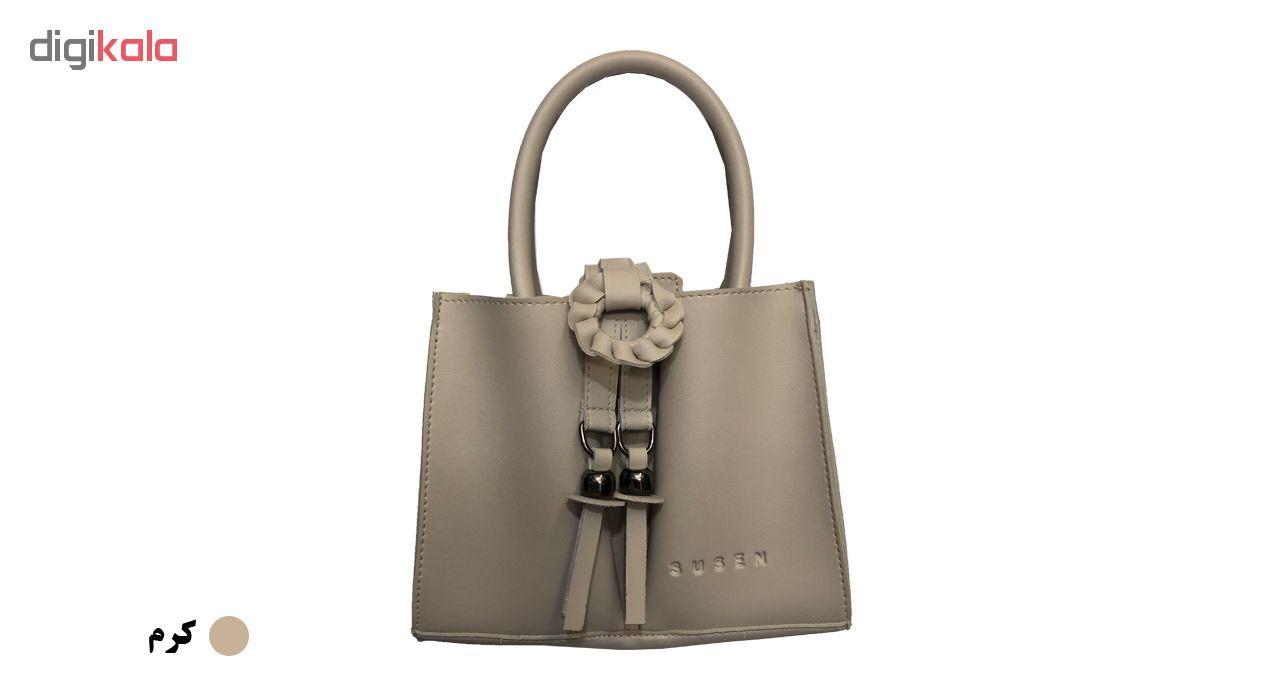 کیف دستی زنانه کد 1593