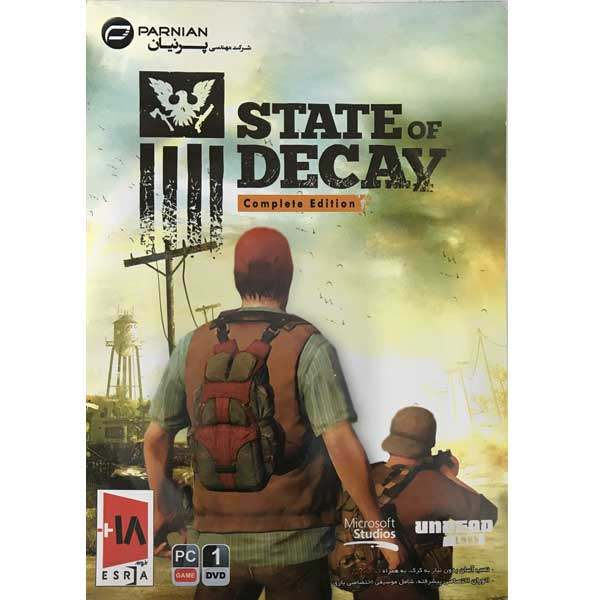 بازی state of decay مخصوص pc