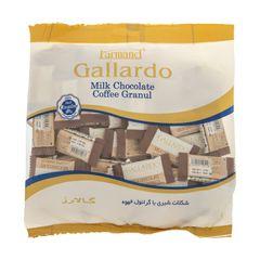 شکلات شیری با گرانول قهوه فرمند وزن 330 گرم