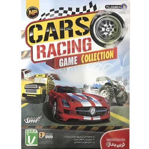 مجموعه بازی cars racing game collection مخصوص pc نشر نوین پندار