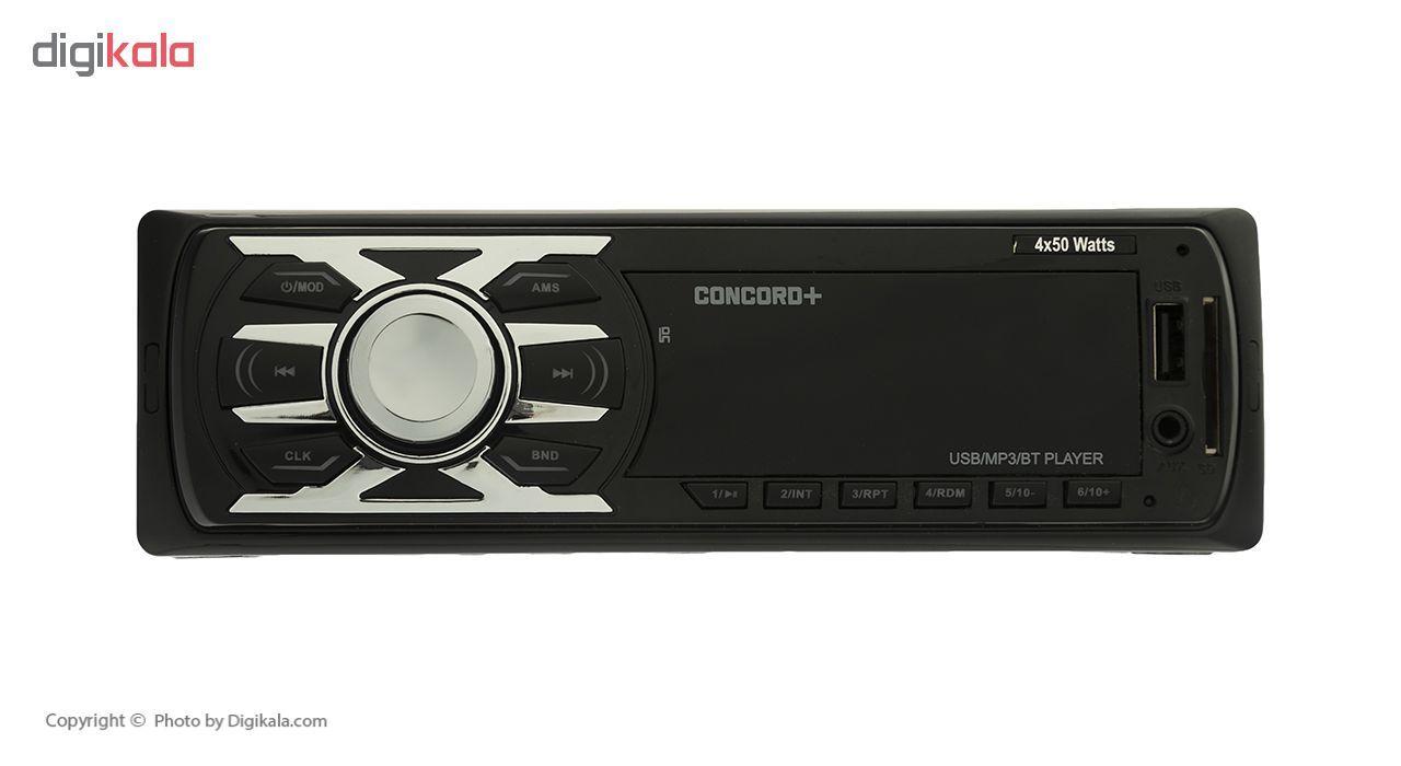 پخش کننده خودرو کنکورد پلاس مدل KD-U2503 main 1 1