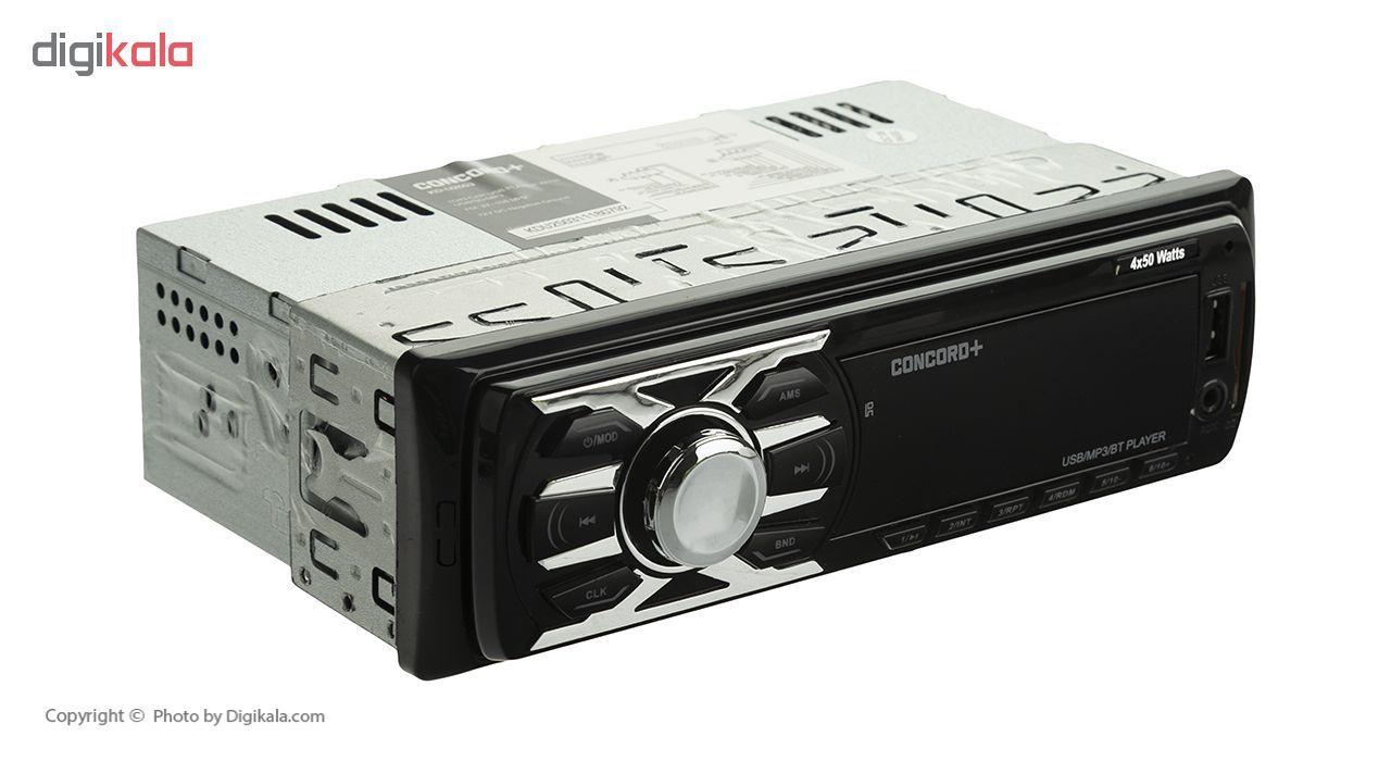 پخش کننده خودرو کنکورد پلاس مدل KD-U2503 main 1 3