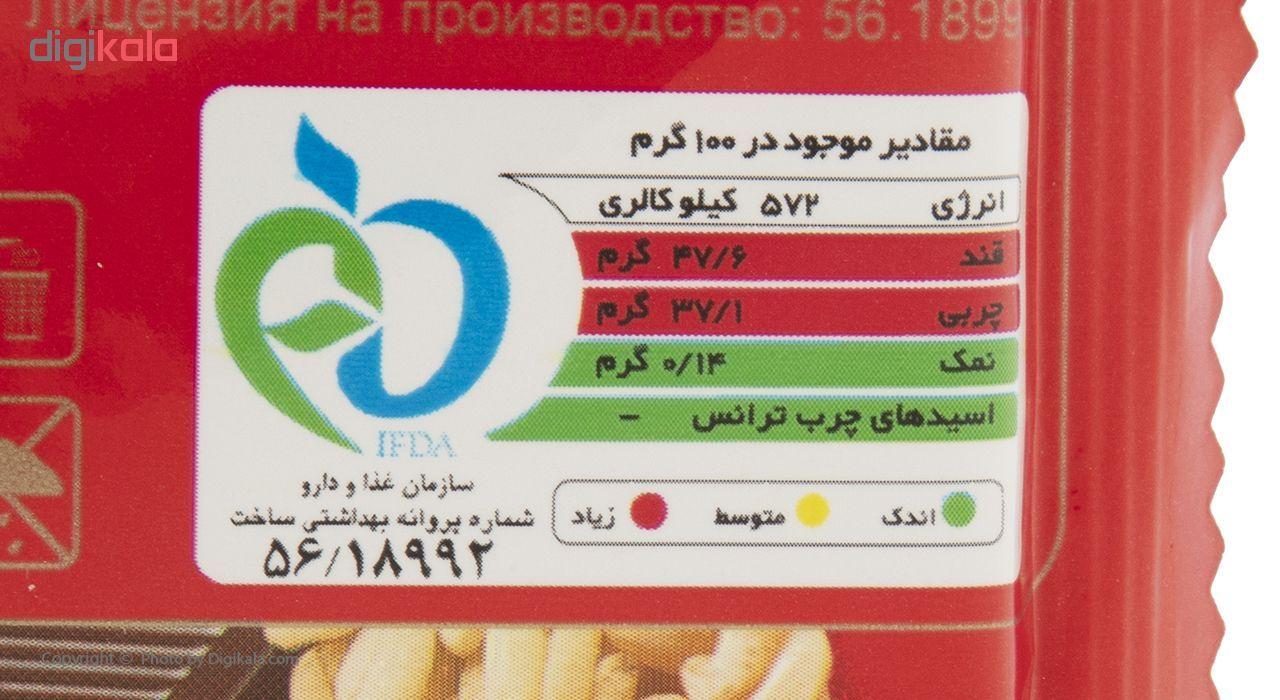 فرآورده کاکائویی تابلت شیری با کنجد ویولتا وزن 55 گرم main 1 4