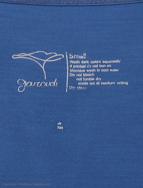 تی شرت زنانه گارودی مدل 1003107020-57 -  - 5