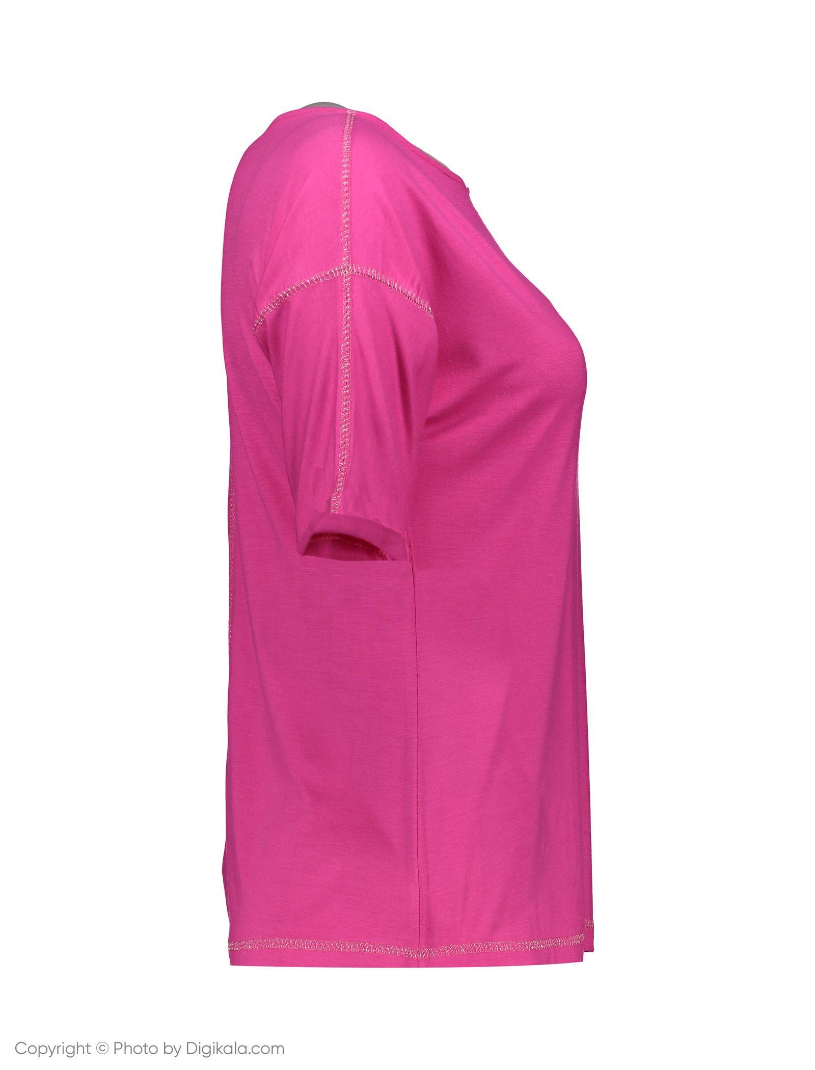تی شرت زنانه گارودی مدل 1003103022-75 -  - 2