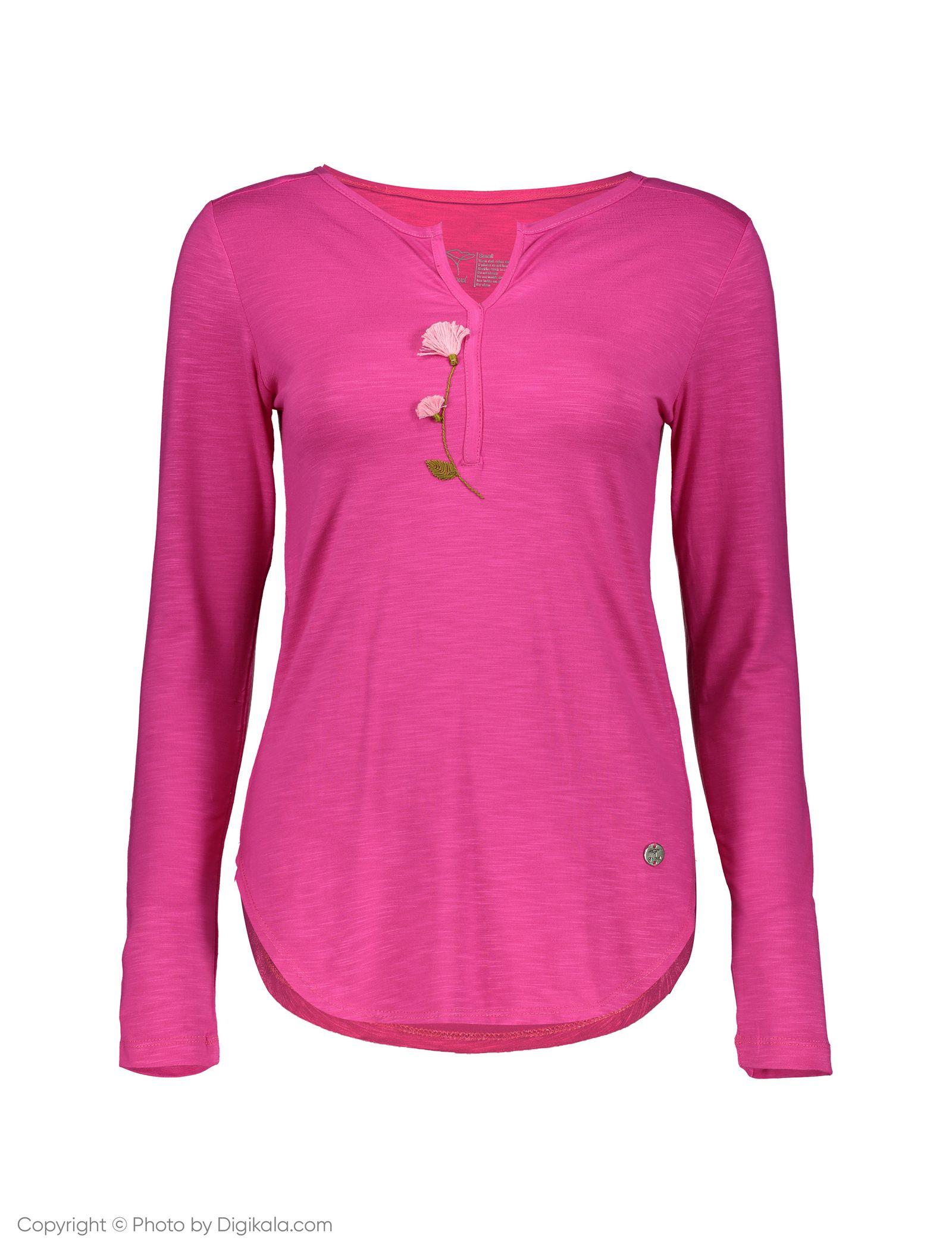 تی شرت زنانه گارودی مدل 1003107020-75 -  - 1