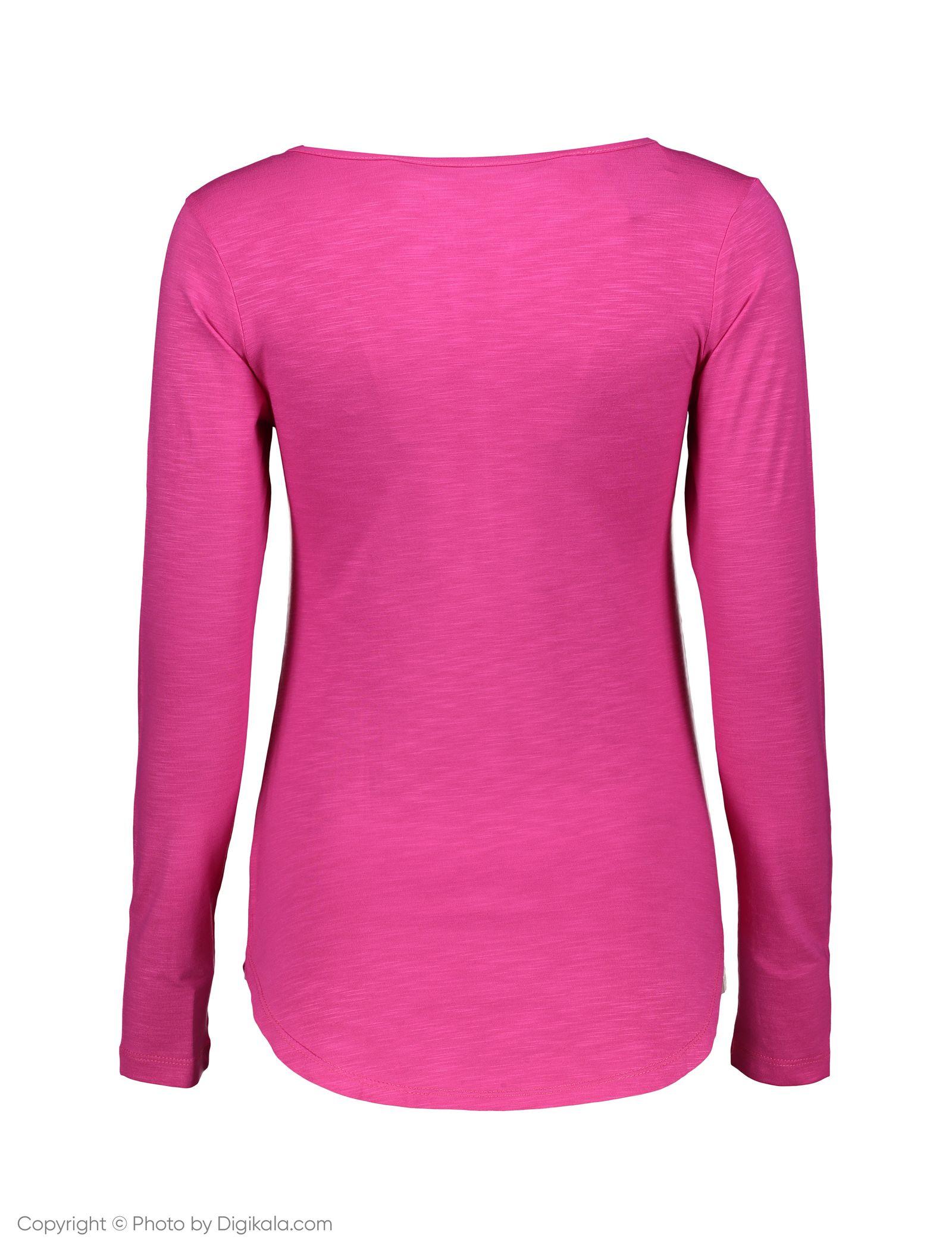 تی شرت زنانه گارودی مدل 1003107020-75 -  - 3