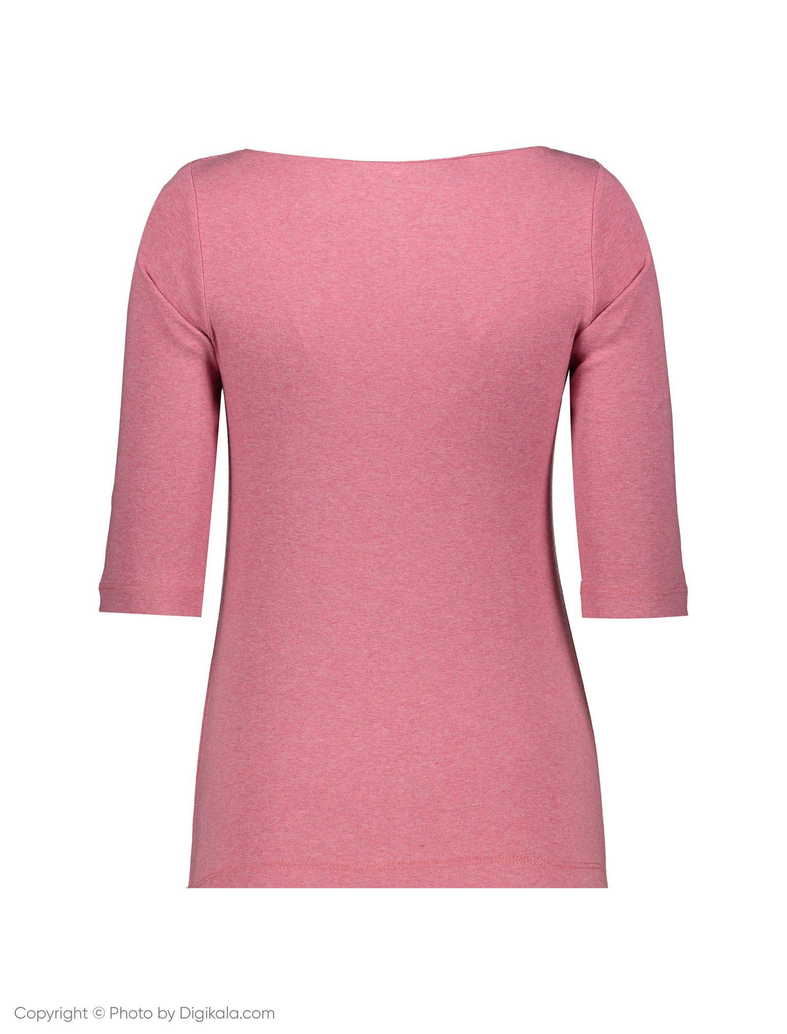تی شرت زنانه گارودی مدل 1003113012-86 -  - 3