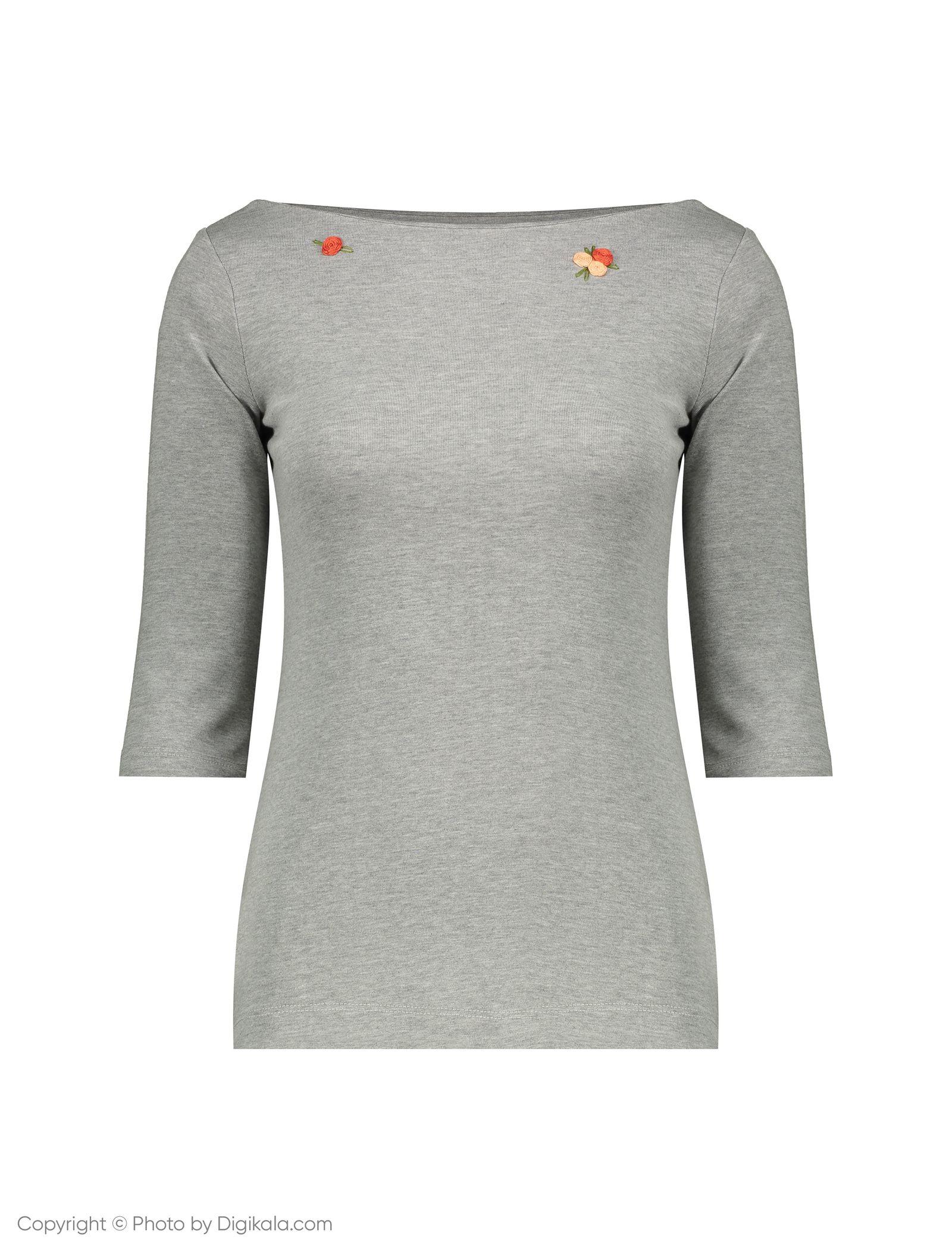 تی شرت زنانه گارودی مدل 1003113012-05 -  - 1