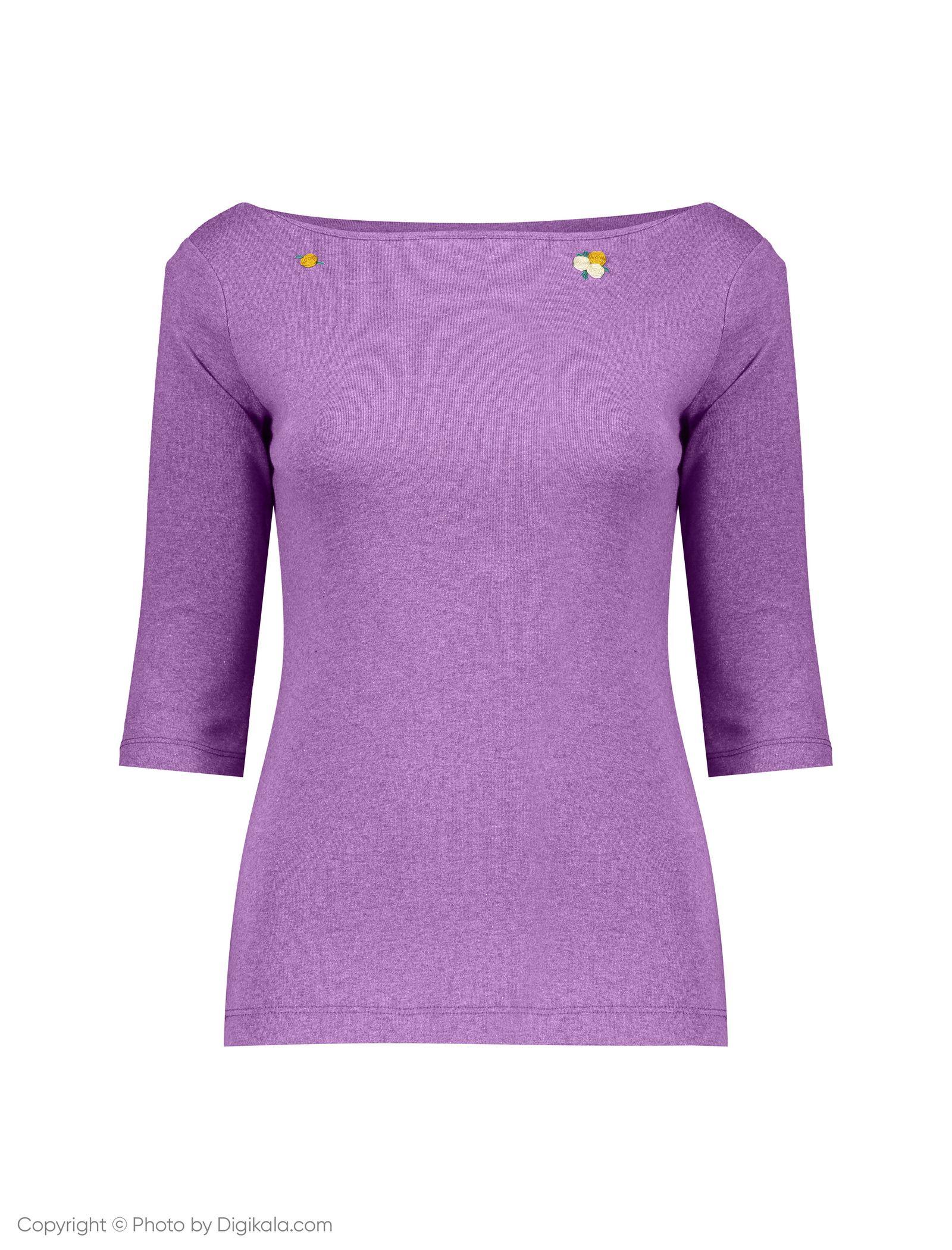 تی شرت زنانه گارودی مدل 1003113012-75 -  - 1